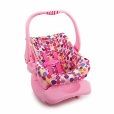Joovy® Toy Doll Infant Car Seat in Pink, Kids Pretend Play Toy