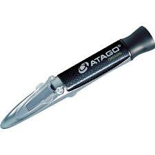 ATAGO Refractometer Manual Temperature Compensation MASTER-3M