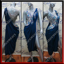 LATIN RHYTHM SALSA BALLROOM COMPETITION DANCE DRESS (LT993A)