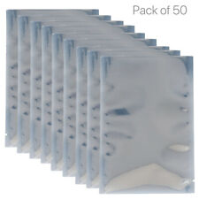 50pcs Antistatic Bags Mylar Resealable Ssd Hdd Electronic Device 10 x 15 cm