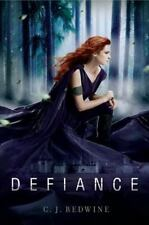 Defiance Trilogy: Defiance 1 by C. J. Redwine (2013, Paperback)
