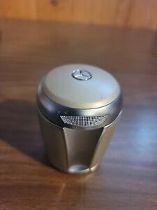 Genuine Mercedes Cup Holder Ash Tray Cigarette Trey Smoke Cig Cupholder Tan