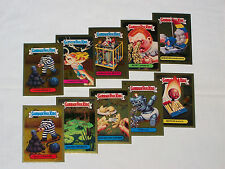 GARBAGE PAIL KIDS 2004 All New Series 3 Complete GOLD FOIL Set 50 Cards VG -ANS3