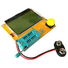 LCR-T4 LCD Transistor Tester Diode Triode Kapazität ESR Meter. Pop