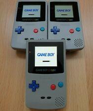 Gameboy Color Colour IPS Screen 5 Level Backlit