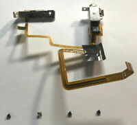 Apple iPod Video Classic 5th 5.5 60GB 80GB Thick Headphone Jack Flex + Screw Set