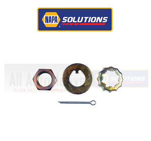 Spindle Lock Nut Kit-Base Front,Rear NAPA/SOLUTIONS-NOE 6301646
