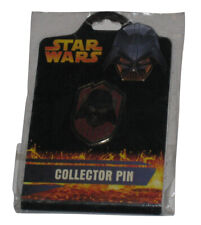 Star Wars Darth Vader Mask Sith Emblem Pin - (Revenge of The Sith 2005 Collectio