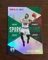 Marcus Smart Silver Prizm Boston Celtics Panini NBA Hoops Card #3