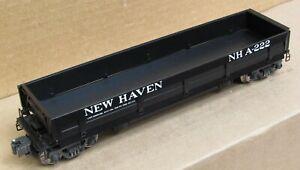 K-Line K712-1791 New Haven Operating Dump Car (works w/remote) *no box* O-Gauge