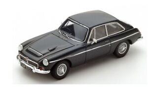 Spark Model MGC MG GT 1967 Black 1:43 S4144
