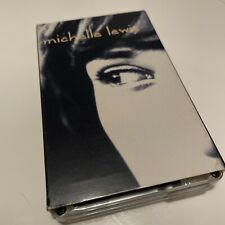 Michelle Lewis - Nowhere And Everywhere (3 Song Cassette, 1998, Giant) Rare