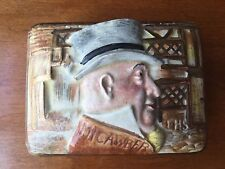 Lancaster and Sandland Antique Mr. Micawber Trinket Box - whimsical and elegant