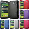 Housse Coque TPU Silicone GEL S Vague Samsung Galaxy Note N7000 / i9220