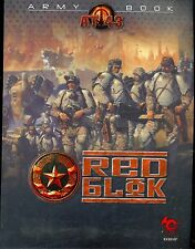 RACKHAM AT-43 ARMY BOOK  RED BLOK