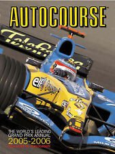 Book - Autocourse 2005 2006 Grand Prix Annual - Alan Henry - Formula One