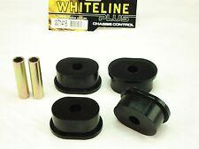 Whiteline Falcon XE XF XG XH EA EB ED EF EL LEAF SPRING OVAL EYE BUSH KIT W71416