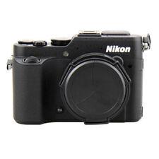 JJC automatic lens Hood cap For Nikon Coolpix P7800 P7700 ALC-P7800 P-7800