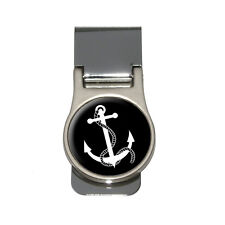 Anchor and Rope - Boat Boating Money Clip
