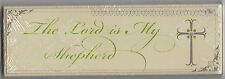 *~*  The LORD is my Shepherd  *~*  WALL or DESK  * PLAQUE