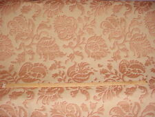 3Y Jane Shelton 7301 Langley Beige Floral Damask Brocade Upholstery Fabric