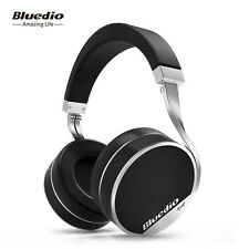 Bluedio Vinyl Plus Auriculares Bluetooth Cascos Inalambricos Big Bass Negro