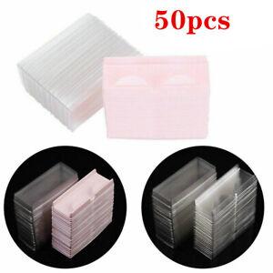 50X Empty False Eyelash Care Storage Case Box Container Holder Compartment Tool