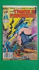 Marvel Comics: The Transformers Vol. 1, Nos. 13-14