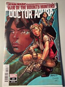 STAR WARS DOCTOR APHRA #10 1:25 HEIGHT VARIANT 1ST CAMEO DURGE IN MARVEL COMIC