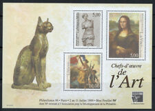 France 1999 Yv. 23 Bloc Feuillet 100% Neuf ** Philexfrance, Art