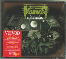 Voivod - Killing Technology 3 x CD - NEW Thrash Metal Album + Bonus Live