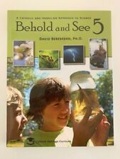 Behold And See 5 Bundle (Workbook + Textbook + Daily Lesson Plans)