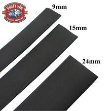 3:1 Heatshrink sleeving 24mm Black, Auto Electric Wiring, campervan conversion