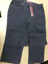 Gloria Vanderbilt Ladies  Size 14 Amanda Stretch Jeans Heritage