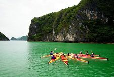 Great trip 3 days 2 nights Halong bay - Vietnam with Legacy Cruise