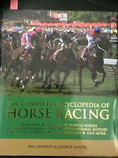 The Complete Encyclopedia Of Horse Racing, Mooney  Ennor (HC 2006) VGC