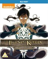 Nuovo The Legend Of Korra Stagione 1 A 4 Set Blu-Ray (8316167)