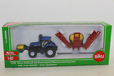 Siku 1799 New Holland with Kverneland Plant Protection Sprayer 1:87 H0