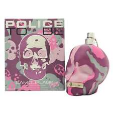 Police To Be Camouflage Pink EDT 125ml Spray - NEW & BOXED - FREE P&P - UK