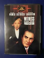 Witness for the Prosecution (Dvd, Ua/Afi O-Ring)