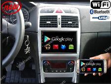 AUTORADIO GPS BLUETOOTH peugeot 207 307 + cadre 2 din + kit montage + Fakra