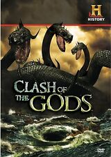 Clash Of The Gods:Complete Series. History Channel.New!