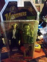 Universal Monsters, Dracula From TOY ISLAND Toys Frankenstein series
