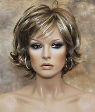 Everyday wig Multiple layers Classy N chic Blonde Brown mix flip ends lo