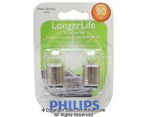 NEW Philips BC10286 90 LongerLife (2-pack) 90LLB2 Bulb