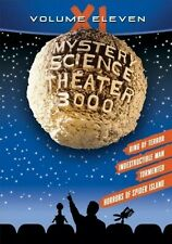 Mystery Science Theater 3000 Collection: Volume 11 (DVD,2007)