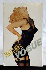 Madonna - Vogue (1990 Sire / Warner Brothers Cassette Single)