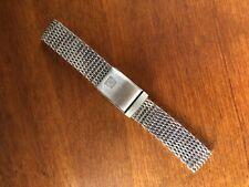 Omega Vintage Mesh Off Shore Divers Bracelet  20mm