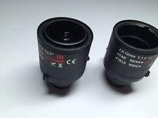 "1/2.7"" 2MP 1:1.4 M14 2.8-12mm Auto-IRIS Varifocal CCTV Lens for CCTV Box IP Cam"