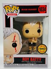 FUNKO POP ROY BATTY BLADE RUNNER CHASE #1034 IN HAND SHIPS NOW w/ PROTECTOR